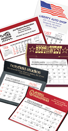 Warwick Calendars 2011 Custom Printed Calendars
